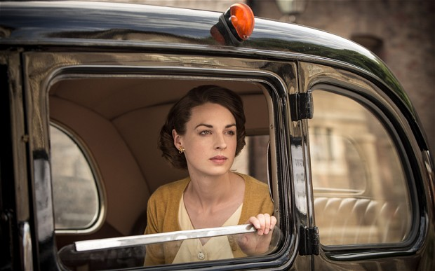 Jenny Lee, played by Jessica Raine, looks ahead to series 4 of Call the Midwife