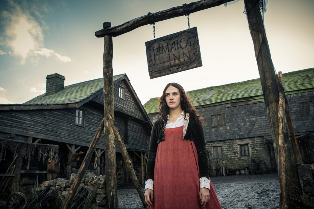 Downton Abbey's Jessica Brown-Findlay stars in Jamaica Inn