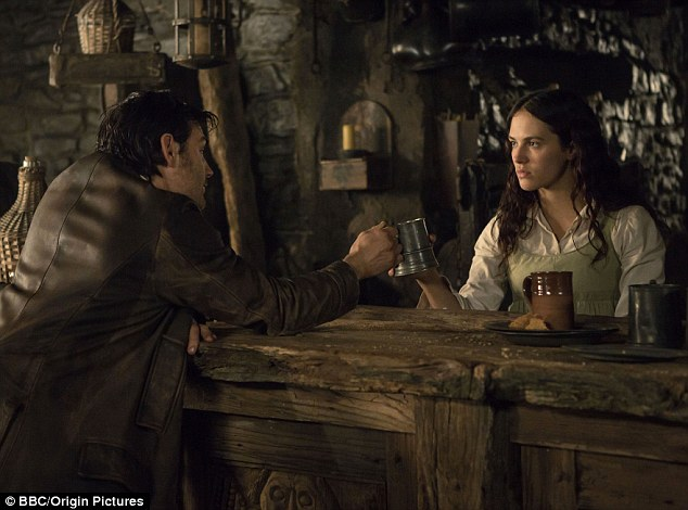 Jamaica Inn stars Jessica Brown-Findlay