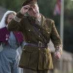 Mr. Molesley finally gets to give orders in 'The Crimson Field''