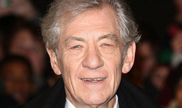 Sir Ian McKellen turns 25 on May 25, 2014
