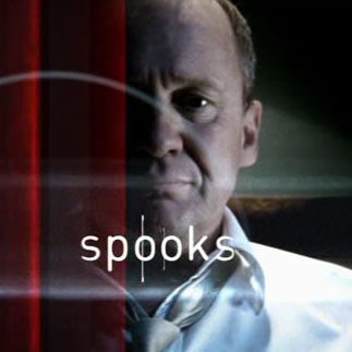 spooks and harry pearce