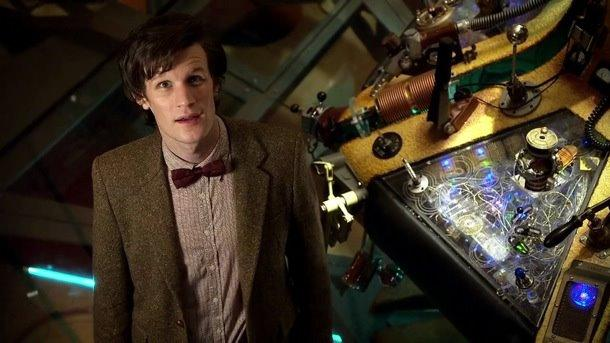 Matt Smith goes from Time Lord to Terminator for reboot