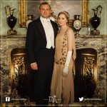 Ok, who left their water bottle at Downton Abbey?