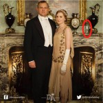 Water Bottle-Gate continues at 'Downton Abbey'