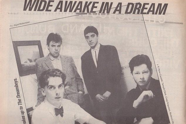The Craig Ferguson/Peter Capaldi 80's punk band connection