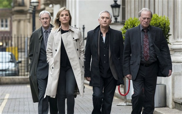 New 'old dogs' hit the streets in new New Tricks