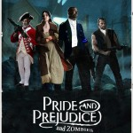 'Pride and Prejudice and Zombies' with Downton's Lily James up next for a post-Doctor Who, Matt Smith