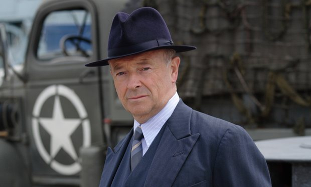 Michael Kitchen as Christopher Foyle in Foyle's War