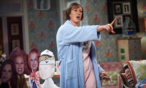 Bear with…Miranda Hart pulling the plug on 'Miranda'