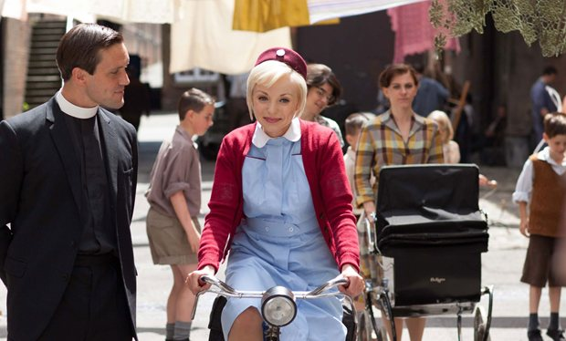 'Call the Midwife' tagged for a fifth series as series 4 set to deliver!