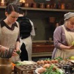 Dining upstairs at 'Downton Abbey' isn't all that…
