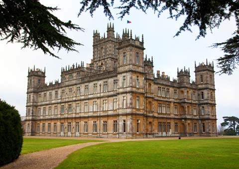 There is joy in Mudville – Downton Abbey to return for 6th series
