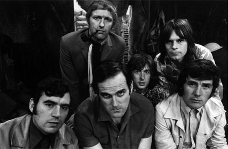It's…'Monty Python: The Meaning of Live'