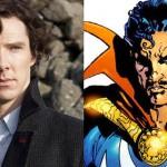 Sherlock star signs on as 'Doctor Strange'