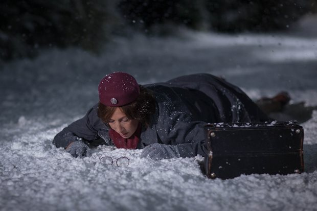 It may be Festivus for the rest of us but…It's Christmas in Poplar on 'Call the Midwife'