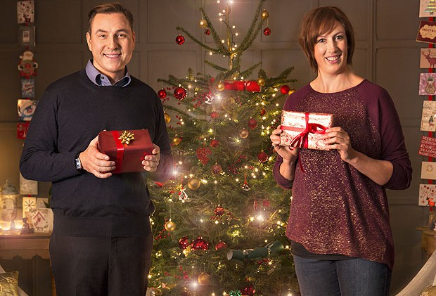 Miranda Hart's Christmas Acting Masterclass 101