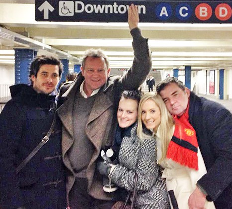 Downton Abbey series 5 Q&A with cast in NYC