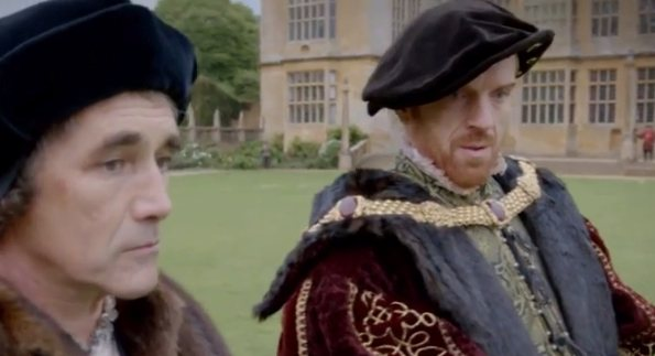 First glimpse at Hilary Mantel's Wolf Hall coming to BBC2 and PBS