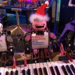 'Doctor Who' theme as performed by an all-Robot Orchestra