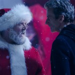 Up close and personal with Nick Frost, Doctor Who's Father Christmas