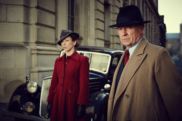 Michael Kitchen plugs in for 'Foyle's War' theme