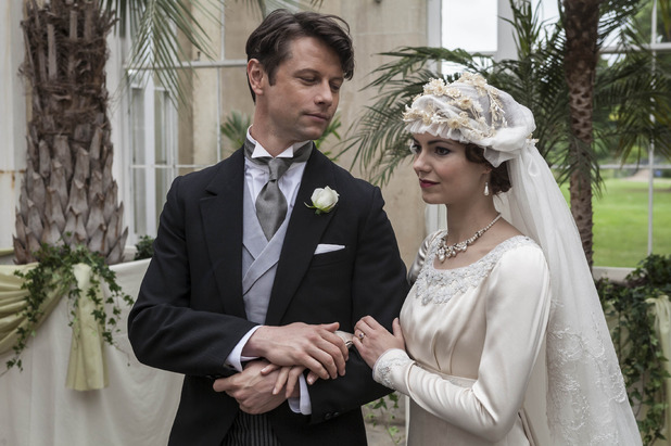 Mr. Selfridge, series 3, episode 1 - Rosalie's wedding