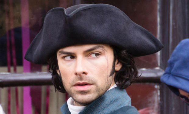 First video of 'Poldark' re-do set for June premiere on PBS.