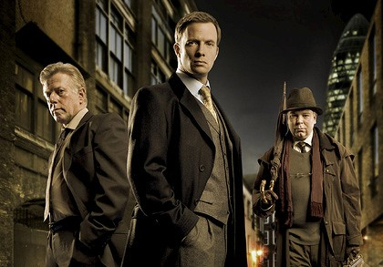 Whitechapel with Rupert Penry-Jones comes to public television