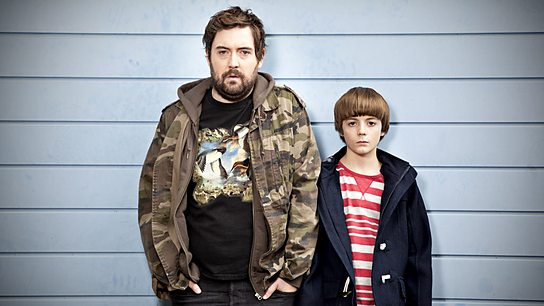 Nick Helms Uncle heads to BBCThree