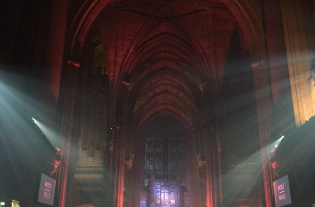 Celebrating 'Wolf Hall' at Liverpool Cathedral