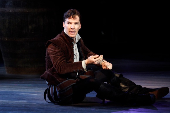 Benedict Cumberbatch's Hamlet hits the cinema on Oct 15!