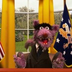 Post Downton Abbey, Sesame Street spoofs 'House of Cards'