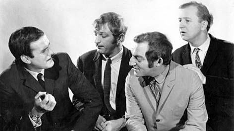 At Last the 1948 Show with John Cleese, Graham Chapman, Tim Brooke-Taylor and Marty Feldman