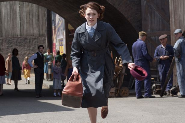 Charlotte Richie joins the cast of Call the Midwife