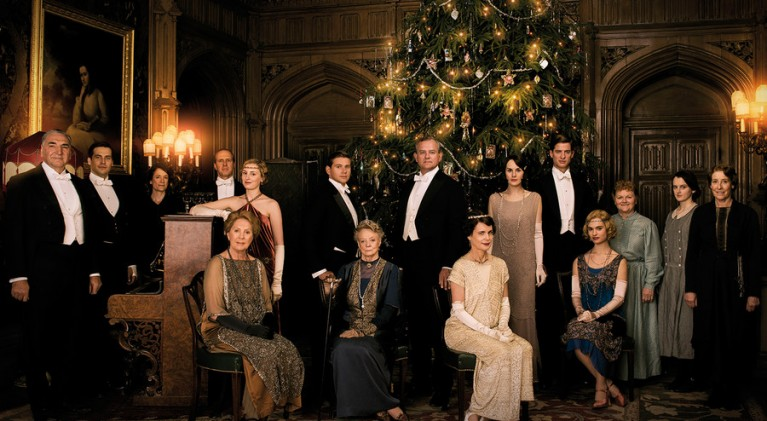 Downton Abbey head to the big screen after next year or a spin-off series?
