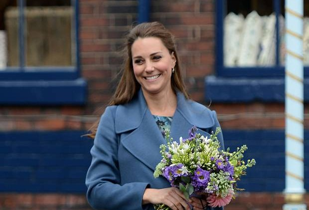 Duchess of Cambridge to check out downstairs at 'Downton Abbey'