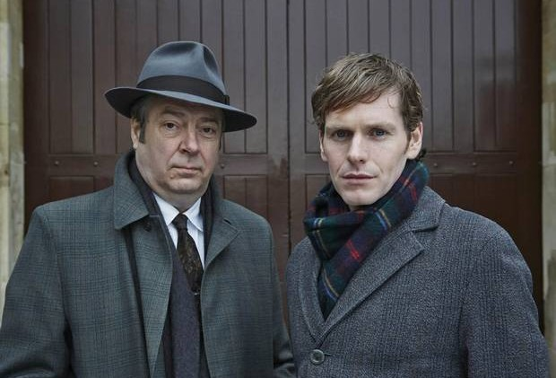 More 'Endeavour' on the way with new 'Lewis' not far behind!
