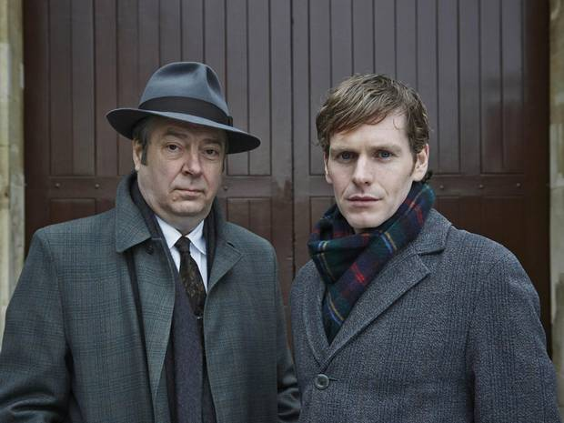 Endeavour to return for third series