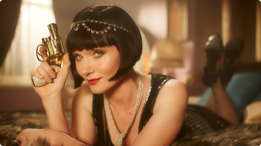 Essie Davis returns as Phryne Fisher in series 3 of Miss Fisher's Murder Mysteries