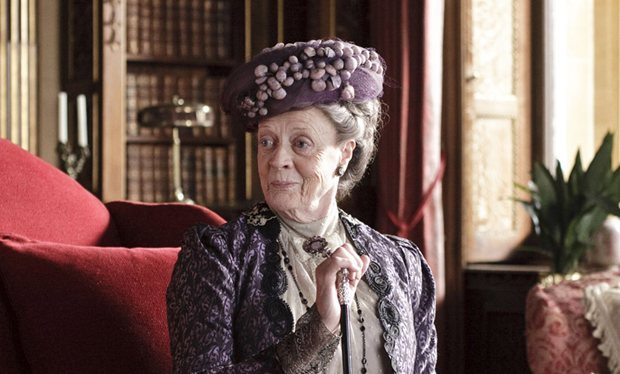 Maggie_Smith_to_leave_Downton_Abbey