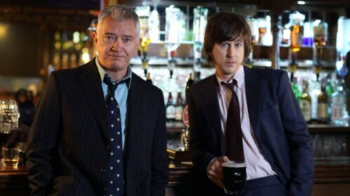 Martin Shaw and Lee Ingleby star in Inspector George Gently