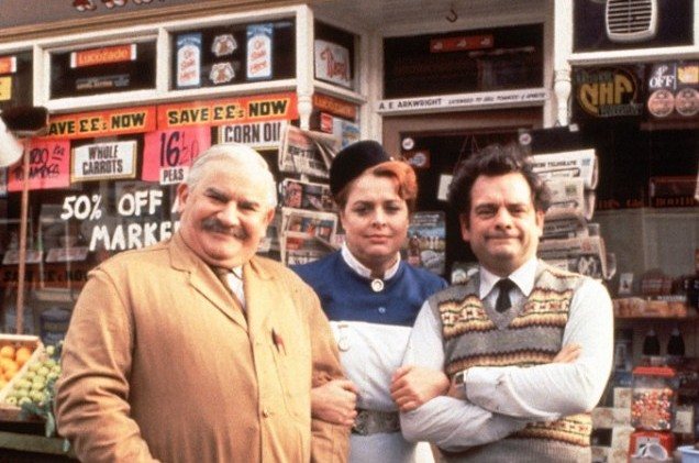 'Open All Hours'  – a must see, a must read AND a comedy classic