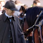 21st century 'Sherlock' to set the Way-Back Machine to 1800's Victorian London