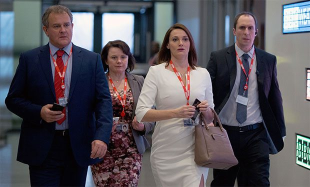 """Jeremy Clarkson becomes """"he who must not be named' for W1A series 2 premiere"""