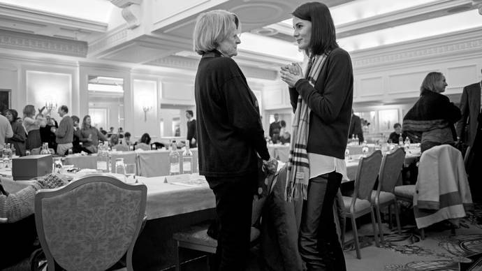'Downton Abbey' cast gathers for final series read-through