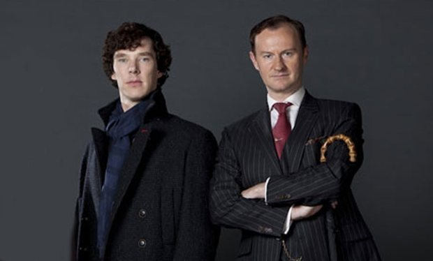 Sherlock' adds 'Selfridge'/'Adventures in Time and Space' star to ...