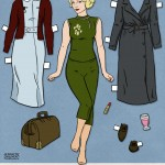 Get ready for Sunday with your 'Call the Midwife' DIY paper doll kit
