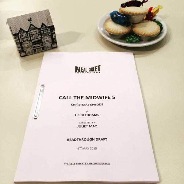 Call the Midwife S5 read-through