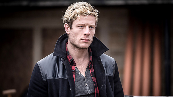 James Norton returns to 'Happy Valley' for second series